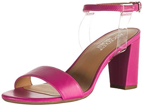 terbird Heeled Sandal, Pink Leather, 8 M US ()