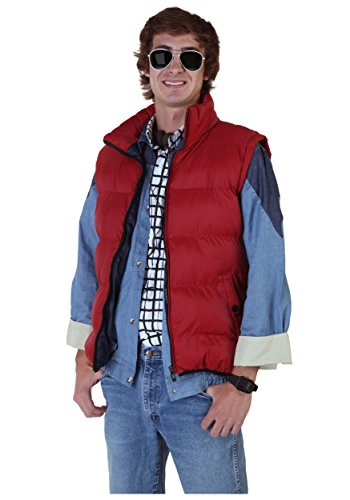 Back to the Future Marty McFly Vest Standard