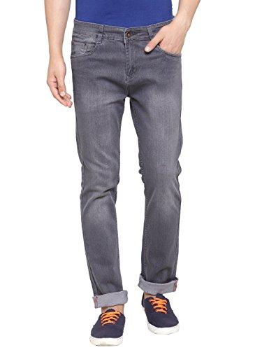 Ben Martin Men's Regular Fit Jeans (BMW-JNS-D.GREY-30a_Dark Grey_30)