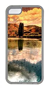 iPhone 5c case, Cute Hadrians Villa Vintage Photography iPhone 5c Cover, iPhone 5c Cases, Soft Clear iPhone 5c Covers