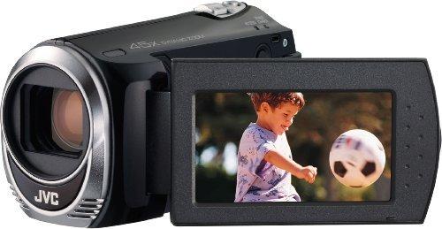 JVC GZ-MS110 Everio S Flash Memory Camcorder