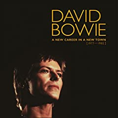 DAVID BOWIE 'A NEW CAREER IN A NEW TOWN (1977 – 1982)' is the third in a series of box sets spanning his career from 1969 and the follow-up to the awarding winning and critically acclaimed DAVID BOWIE 'FIVE YEARS (1969 – 1973)' and DAVID BOWI...