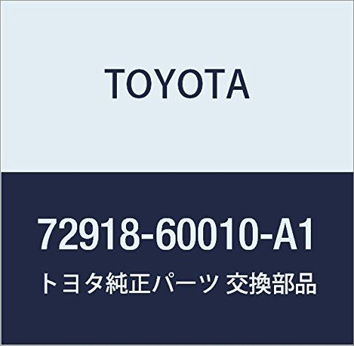 TOYOTA Genuine 72918-60010-A1 Seat Cushion Lock Cover
