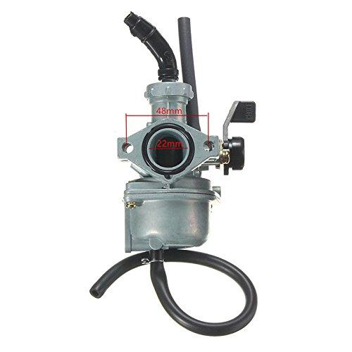 Oriental Power 22mm Carb PZ22 Carburetor Air Filter Set For 110cc