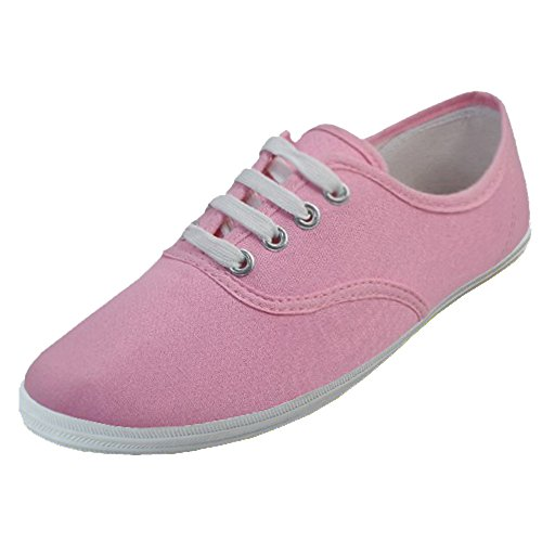 Shoes 18 Womens Canvas Shoes Lace up Sneakers 18 Colors Available