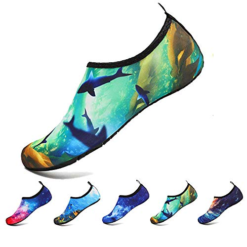 Shoes Snorkeling Women Swimming Shoes Beach Socks Drying Mens Dolphin Quick Water Breathable ByBetty Yoga Diving Unisex zqxw8OzFt