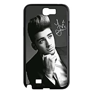 Aayn Malik Samsung Galaxy N2 7100 Cell Phone Case Black G3505925