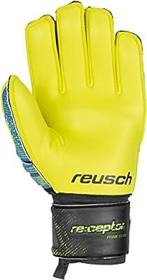 Reusch Soccer Receptor Prime S1 Finger Support Goalkeeper Glove