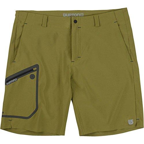 BURTON Men's Plaster Boardshort Shorts, Size 32, Olive (Again Mens Boardshorts)