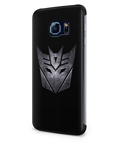 Megatron Transformers Plastic Snap-On Case Cover Shell For Samsung Galaxy S6 EDGE