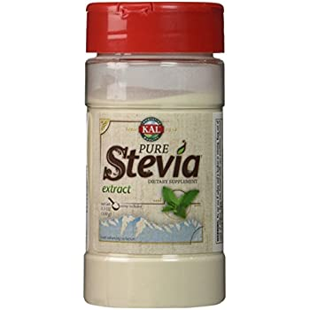Pure Stevia Extract Powder 3.5oz (Pack of 2) Kal 3.5 oz Powder