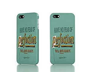 Apple iPhone 4 / 4S Case - The Best 3D Full Wrap iPhone Case - work quotes funny typography salvador