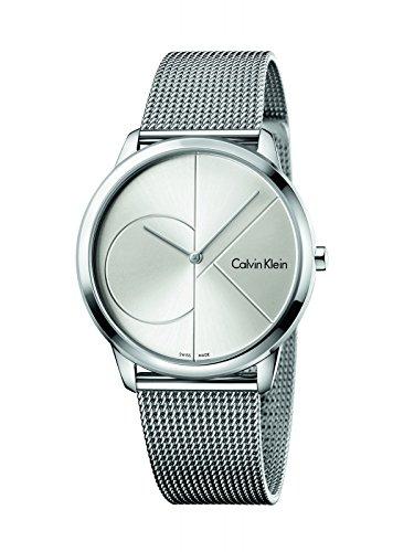 Calvin Klein K3M2112Z Unisex Minimal 40mm Watch