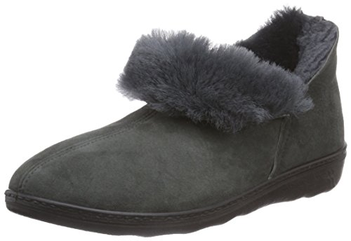 pictures cheap price outlet clearance store Romika Women's Romilastic 102 Open Back Slippers Gray - Grau (Anthrazit 700) big discount cheap online free shipping from china kpaPo