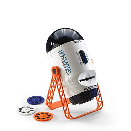 Discovery - Projecteur spatiale, Blanc, 6000076 - Version Espagnole