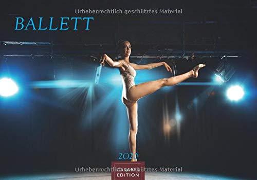 Ballett 2020 L 50x35cm