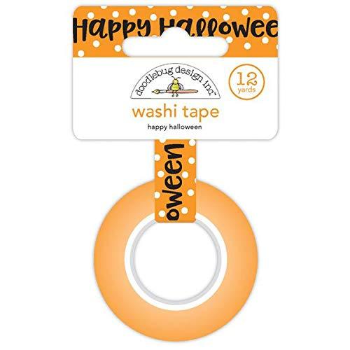 Doodlebug Designs Happy Halloween Washi -