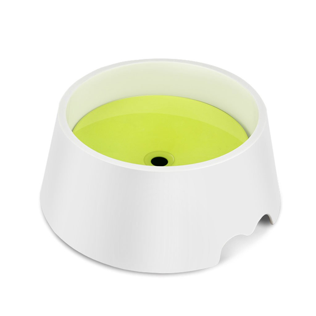 Pet Bowl Pet Drinker Not Wet Mouth Small and Medium Pet Food Bowl Puppies Cat Dog Drinking Fountain Feeder Drinking Water Bowl Pet Supplies