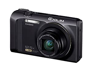 Casio High Speed Exilim Ex-zr200 Digital Camera Black Ex-zr200bk