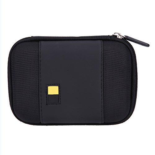 UPC 647904941642, Alloet New Hard Sailcloth PU Carrying Case Bag for 2.5 inch External Hard Drive