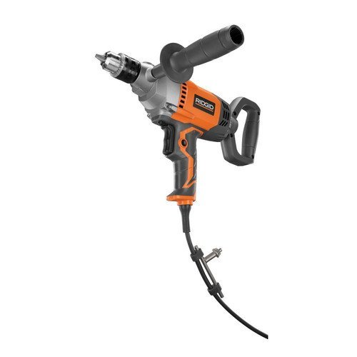 Ridgid ZRR7122 9.0 Amp 1/2 in. Spade Handle Mud Mixing Drill (Certified Refurbished) ()