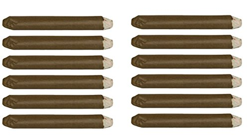 PlayO Fake Puff Cigars - Set of 12