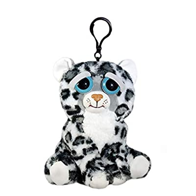 Feisty Pets Mini Lethal Lena- Snow Leopard: Toys & Games