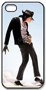 Cartoon Michael Jackson iPhone 5/5s Case, DIY Hard Shell Skin Cover of Icustomcase