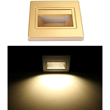5 packled recessed stair lights bolxzhu 15w led corner wall lamp oweisong contemporary newest led recessed wall lamp smd5730 epsitar chip led step stair guide lights 15 aloadofball Image collections