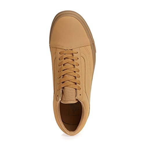 Light Adulto Mono Zapatillas Old Vans Skool Unisex U Vansbruck Gum znxqZPwZ0