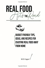 Real Food Hits the Road Paperback