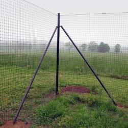 Fence Brace (Ultra Heavy Corner Post Brace Kit -1 pack)