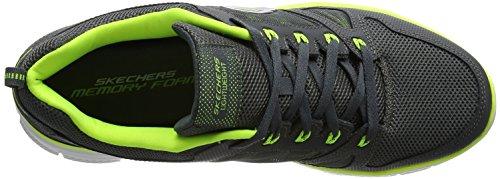 Herren Flex Grau Advantage Sneaker Skechers Cclm Ad7fwA