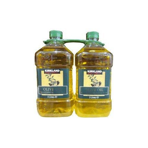 Kirkland Signature 5,4 kg de aceite de oliva puro (2.7KgX2): Amazon.es: Alimentación y bebidas