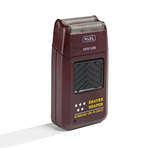 Wahl Professional 5-Star Series #7031-400 Replacement Foil Assembly – Red & Silver – Super Close by Wahl Professional (Image #5)