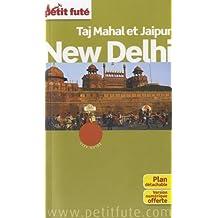 NEW DELHI TAJ MAHAL ET JAIPUR 2015 + PLAN DE VILLE