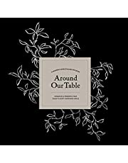 Around Our Table: A Modern Heirloom Recipe Book to Organize and Preserve Your Family's Most Cherished Meals
