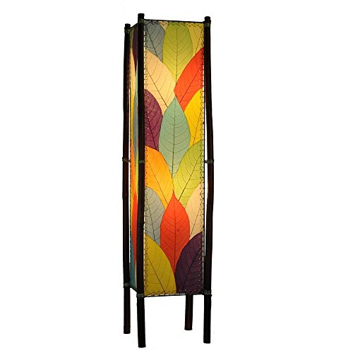 Eangee Home Designs 395 L M Fortune Floor Standing Lamp