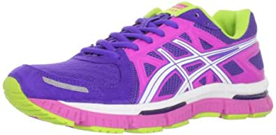 ASICS Women's Gel-Neo33 Running Shoe,Electric Purple/White/Hot Pink,11.5 M US