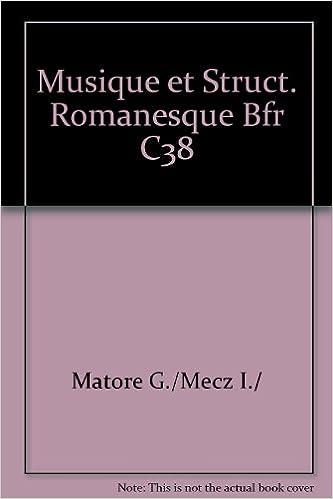 Livre gratuits Musique et structure romanesque dans La recherche du temps perdu pdf