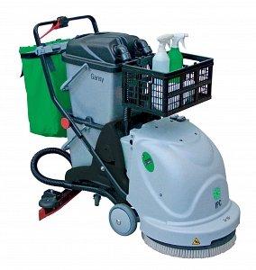 "Ipc Eagle Electric Floor Scrubbers ( 4GAL, 15"",W / NYLON BRUSH)"