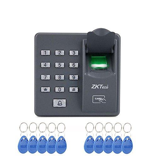 Integrated Biometric Fingerprint Reader - 7