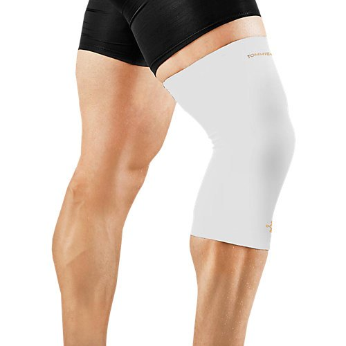 Tommie Copper White Compression sleeve