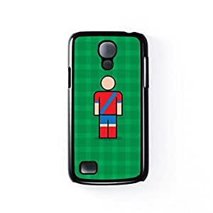 Dagenham Black Hard Plastic Case for Samsung? Galaxy S4 Mini by Blunt Football + FREE Crystal Clear Screen Protector