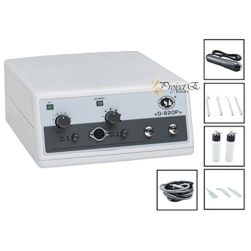 Project E Beauty Pro High Frequency Spray Vacuum Cleansing Beauty Facial Skin Spa Salon Machine a by Project E Beauty