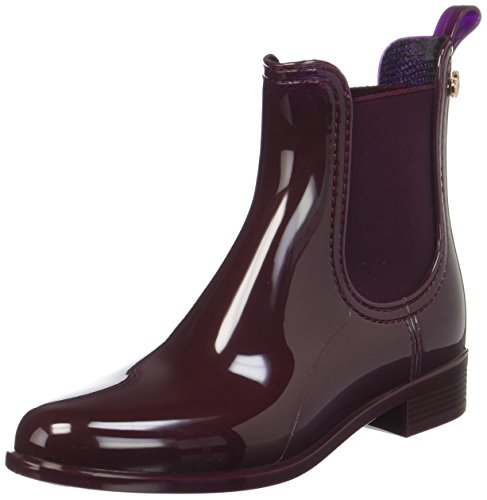 Femme Rot Wine Jelly 10 Comfy Lemon Boots Chelsea xw8IpX8q1