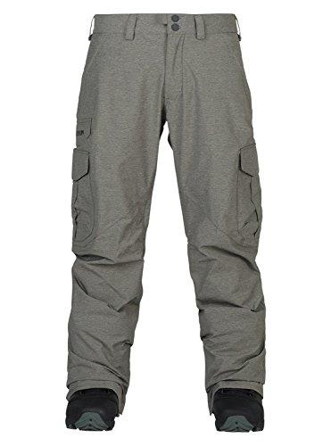 - Burton Men's Cargo Snow Pant Regular Fit , Shade Heather W19, Medium