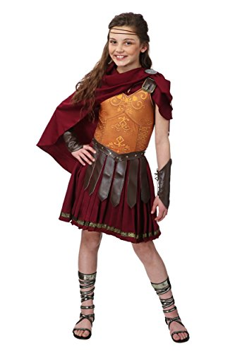 Gladiator Girls Costume Small