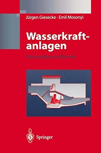 Wasserkraftanlagen: Planung, Bau und Betrieb