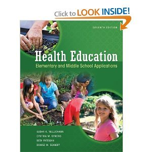 Download Health Education: Elementary and Middle School Applications (7th Edition) PDF